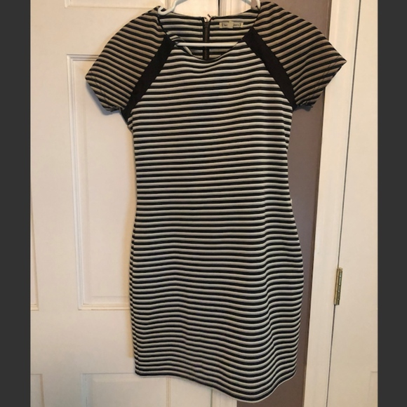 Lucca Couture Dresses & Skirts - Bodycon Striped Dress (Lucca Couture)